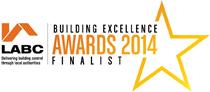 Finalist in the LABC Awards 2014