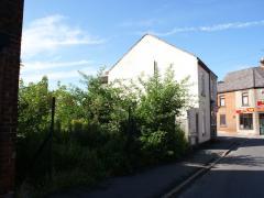 New development with 4 flats, Gladstone Street, Worksop