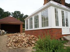 Facelift for Grade II listed house, Waddon Buckinghamshire