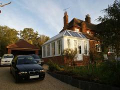 Facelift for Grade II listed house, Waddon, Buckinghamshire